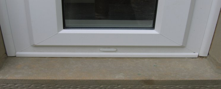window frame - energy efficiency